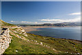 SH7583 : View of the bay from Marine Drive, Great Orme by Mike Searle