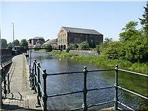 TA2609 : The River Freshney  by Graham Hogg