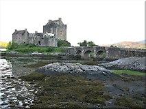 NG8825 : Eilean Donan Castle by G Laird