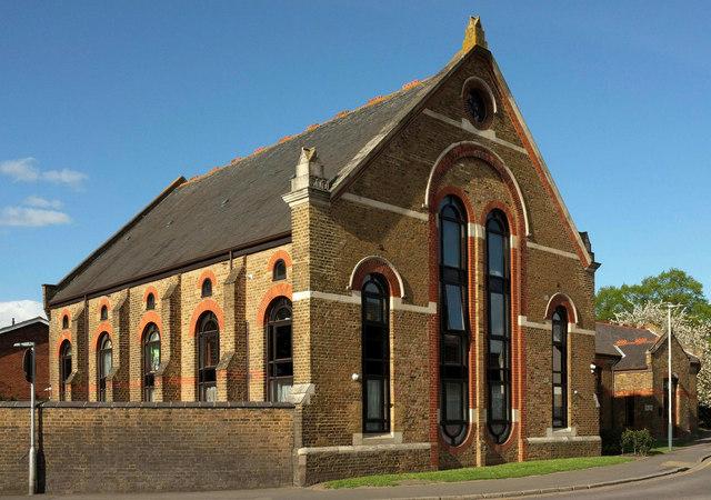 Church Court, Sipson