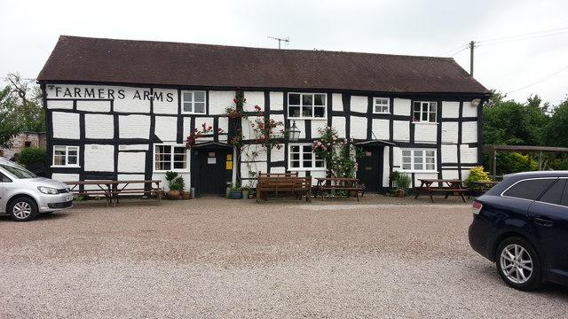 Farmers Arms, Birtsmorton