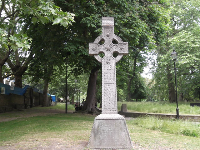 Cross, St John at Hackney, Lower Clapton Road E5