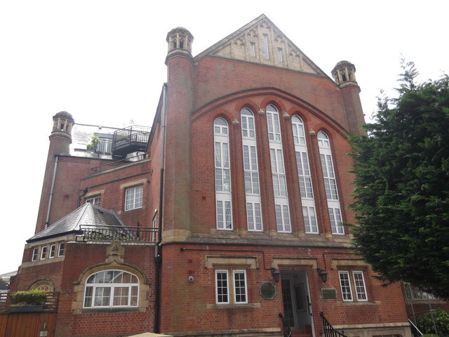 Former West Hampstead Congregational Church, Finchley Road