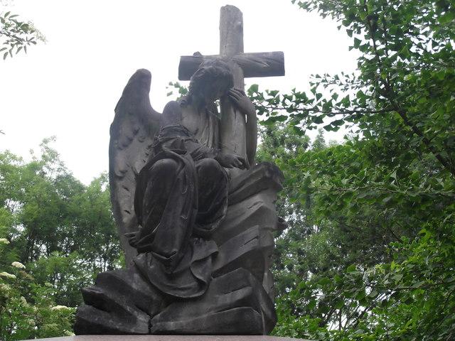 Memorial, Abney Park Cemetery, Stoke Newington High Street N16