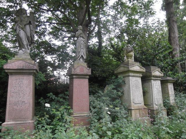 Abney Park Cemetery, Stoke Newington High Street N16