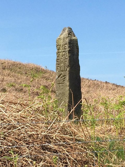 Guidestone, Beeley Moor