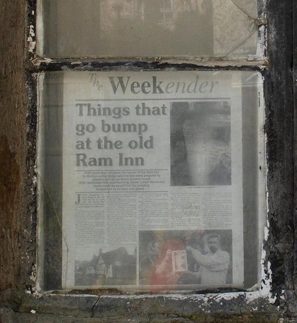 The Ram Inn (closed), Wotton Under Edge, Gloucestershire 2015