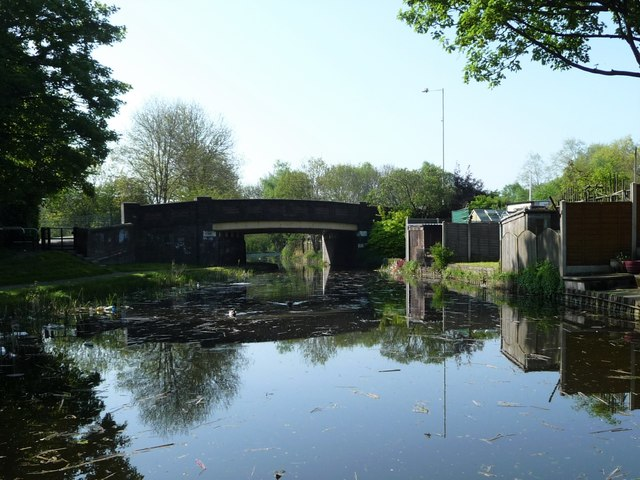 Wards Bridge, from the north