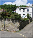 SX2553 : House on the west side of Chapel Ground, West Looe by Jaggery