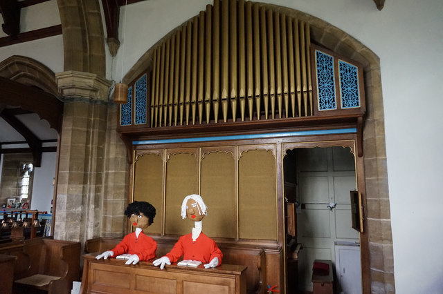 All Saints Church, Faldingworth