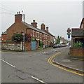SK8608 : Oakham: Penn Street by John Sutton