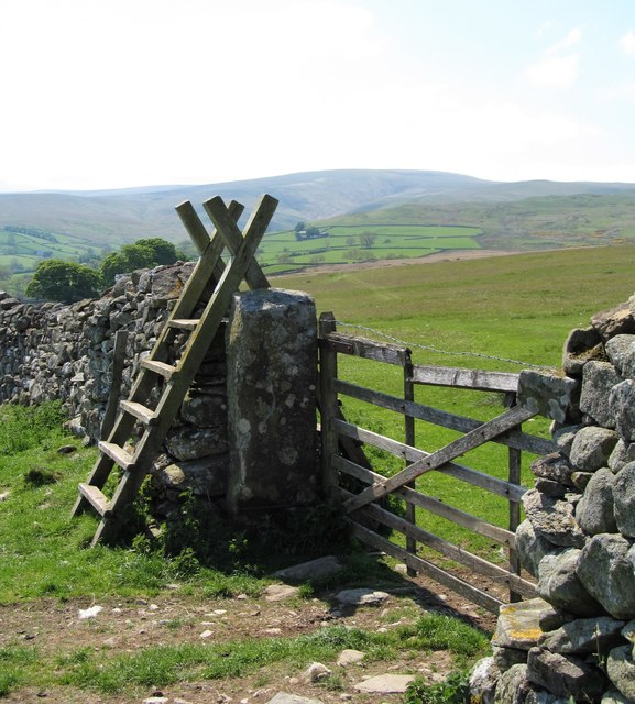 Access to the moor