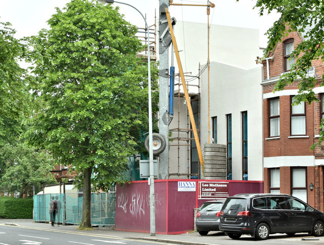 Stranmillis Evangelical Presbyterian church, Belfast - June 2018(1)