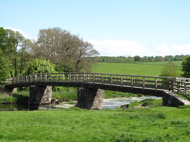 Bridge over the Lowther