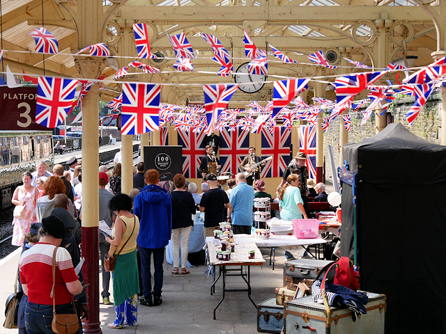1940s Weekend, Bolton Street Station