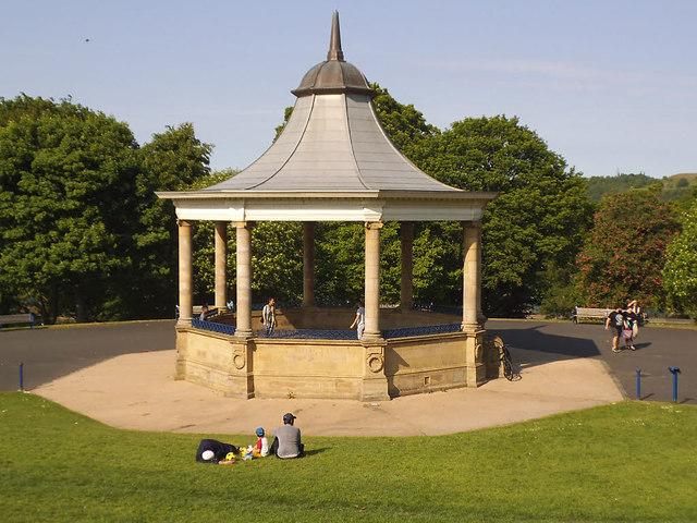 Bandstand in Lister Park