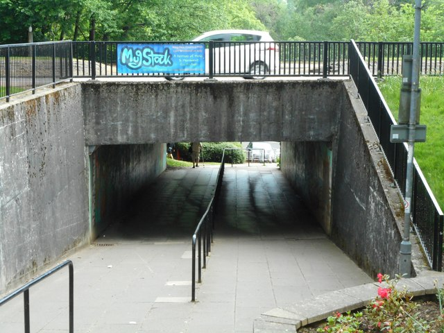 Gavin's Mill Underpass