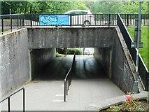 NS5574 : Gavin's Mill Underpass by Richard Sutcliffe