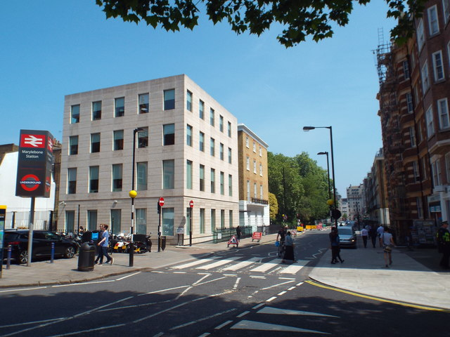 Melcombe Place, Marylebone