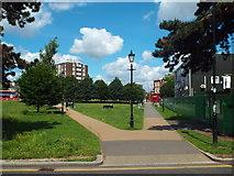 TQ1780 : Haven Green, Ealing by Malc McDonald