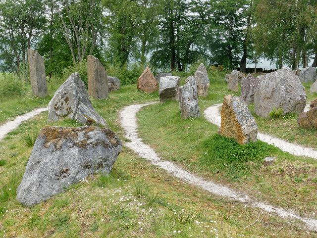Stones of the Touchstone Maze