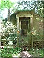 NY5223 : Abandoned doorway, Lowther Castle by Gordon Hatton