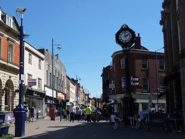 Surveillance in Stourbridge