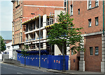 J3373 : Extension, Jury's Hotel, Belfast - June 2018(1) by Albert Bridge