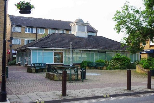 Empty premises at The Tower Centre, Alvescot Road, Carterton, Oxon