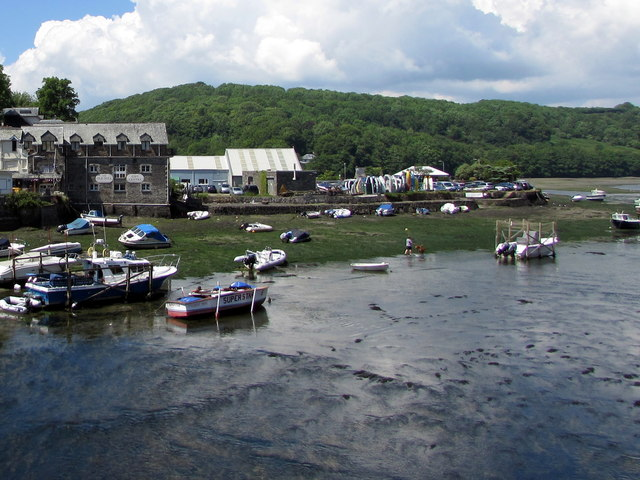 Old Mill Gift Centre, Millpool, West Looe