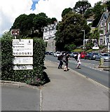 SX2553 : Entrance to Riverbank Short Stay Car Park, East Looe by Jaggery