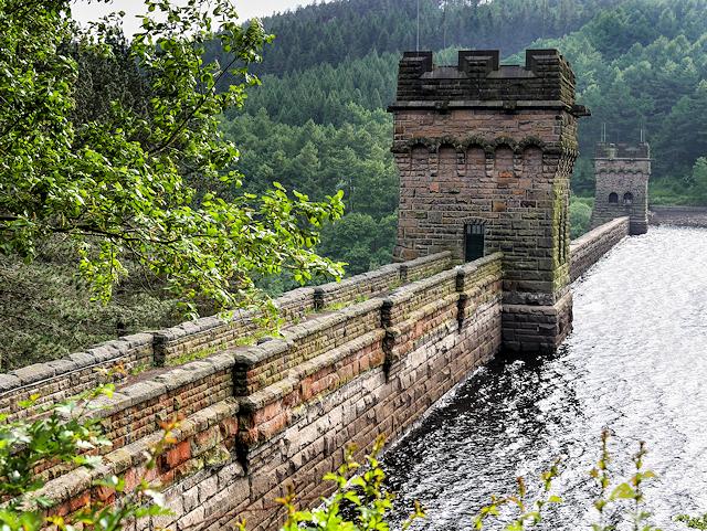 Derwent - The 'Dambusters' Dam