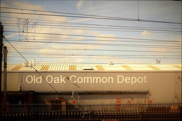 Old Oak Common Depot