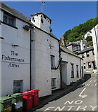 SX2553 : Tower Hill, East Looe by Jaggery