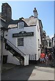 SX2553 : Smugglers Cott Restaurant, East Looe by Jaggery