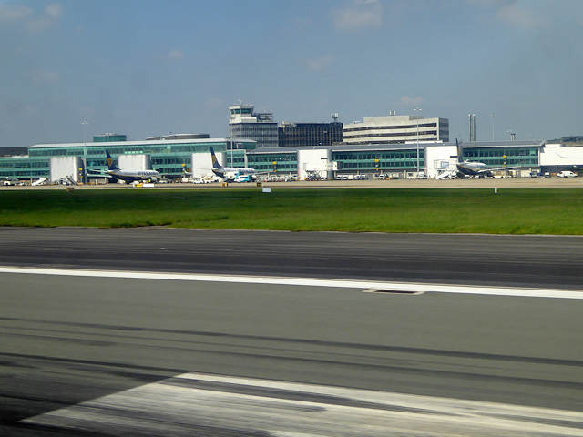 Manchester Airport (T3) Terminal Buildings