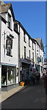 SX2553 : Ancient Mariner Bistro in East Looe by Jaggery