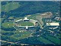 SU4713 : The Rose Bowl (aerial) by David Dixon