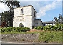 SP2649 : Converted church on Banbury Road, Ettington by David Howard