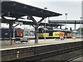 SK3635 : Class 60 no 60085 at Derby station by Jonathan Hutchins