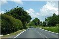 TL7856 : A143 towards Bury St Edmunds by Robin Webster