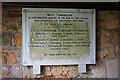 TF1382 : West Torrington WWI Roll of Honour by Ian S