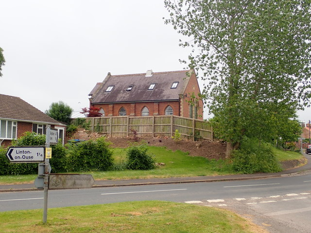 Former Chapel on Moor Lane