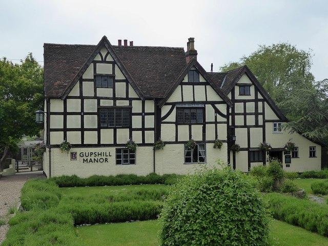 Gupshill Manor - Pub & Restaurant