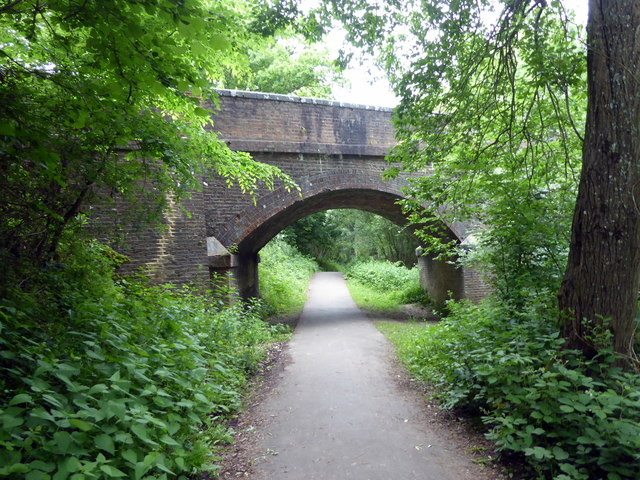 Woodhams Bridge, Cuckoo Trail
