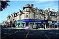 NS5472 : Bearsden Cross by Richard Sutcliffe