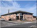NJ9966 : Police headquarters, Fraserburgh by Bill Harrison