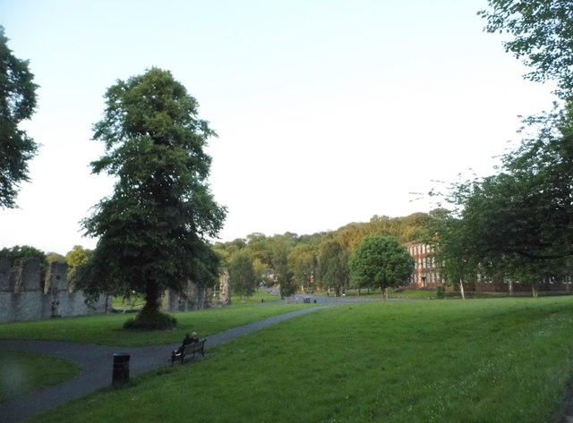 Priory Park, Dudley