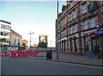 SO9198 : Lichfield Street, Wolverhampton by David Howard