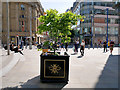 SJ8398 : Tree of Hope, St Mary's Gate/New Cathedral Street by David Dixon